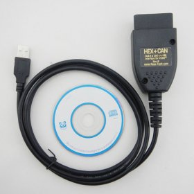 VAG COM 17.1.3 diagnostic cable VAGCOM VCDS 17.1.3 hex can usb interface For VW Audi Seat Skoda