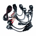 Auto cdp pro cars cables full set DS150E Delphi VCI obd2 cables