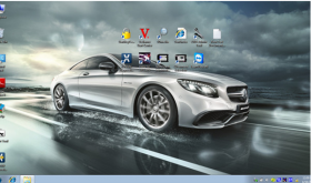 Mercedes star diagnosis software 2017.3 Mercedes benz xentry das with HHT-WIN and starfinder