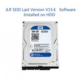 Newest JLR SDD V154 Diagnostic Software free download and Installed on Win7