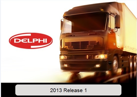 Delphi DS150E Diagnostic Trucks 203 release 1