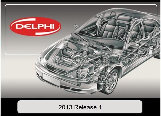Delphi DS150E Diagnostic cars  203 release 1