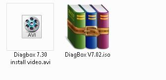 Diagbox 7.30 install video