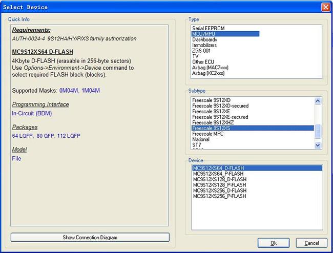 V5.50 X-PROG Box ECU Programmer