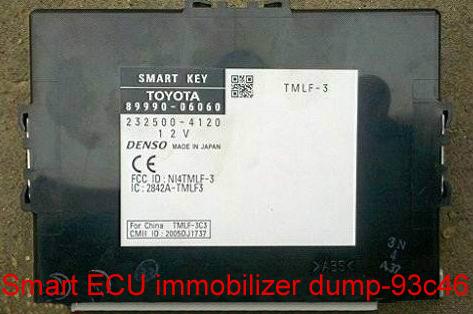 TOYOTA RAV4 Smart Key Programmer
