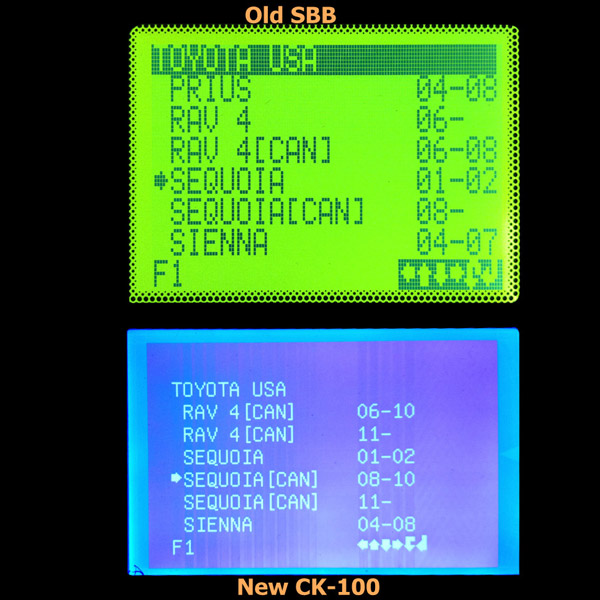 Auto Key Programmer V39.02 CK100