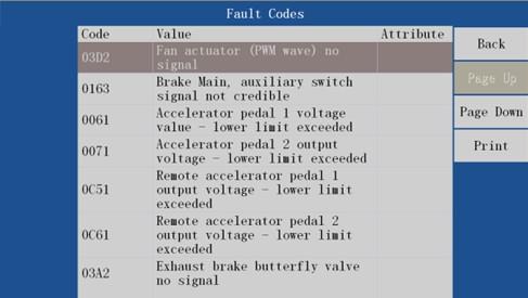 VDSA HD ECU Truck Diagnosis tool