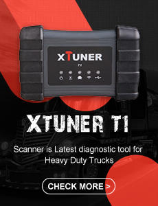 XTUNER T1 Heavy Duty Trucks diagnostic tool