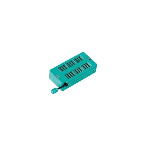 16 pin dip socket DIP 16Pin Locking IC test Socket