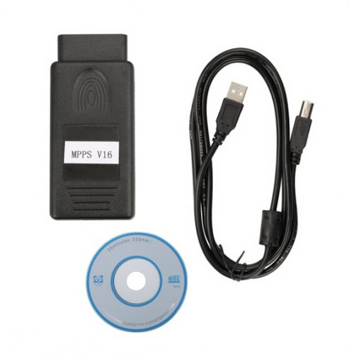 Supplier 2015 MPPS V16 chip tuning tool MPPS V16.1.02 obdii ecu flasher