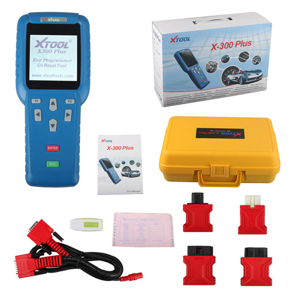 Supplier XTOOL X-300 Plus auto key programmer Original X300+ Oil Reset