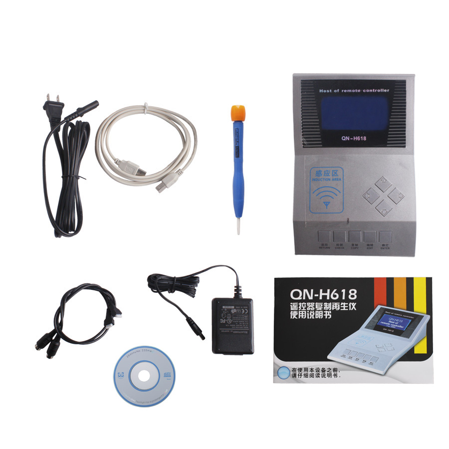 Supplier QN-H618 host of remote controller remote master qn-h618