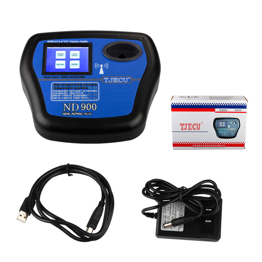 Supplier ND900 Update V2.32 ND900 car key programmer Original ND900 Pro