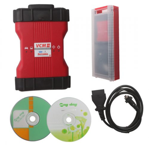 China vcm ii for Ford New Ford ids vcm 2 scan tool Ford ids v96