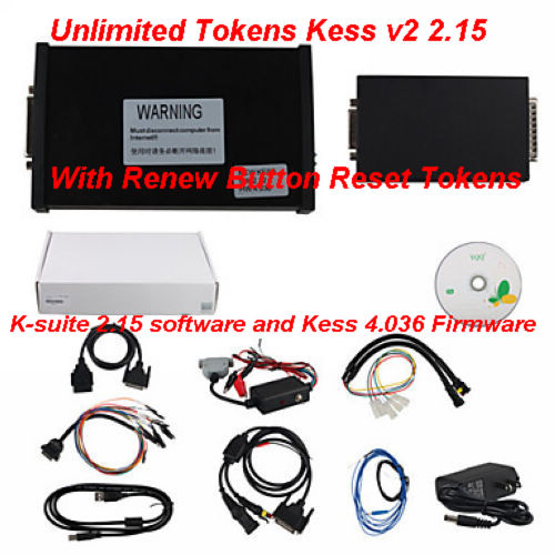 Supplier Kess v2 Master v 2.15 Clone K-suite 2.15 Kess 4.036   with Unlimited Tokens