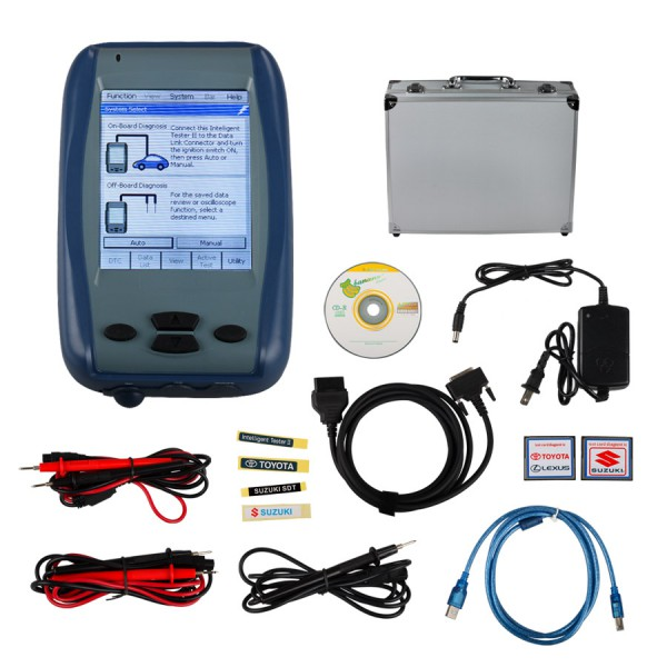 Supplier Toyota denso intelligent tester 2 toyota tester ii toyota it2