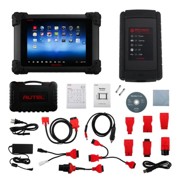 Supplier Autel scanner MS908 Wifi Maxisys MS908 Pro tablet diagnosis syst