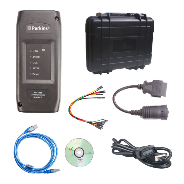 Supplier Perkins est electronic service tool with Perkins est software Perkins est 2015A