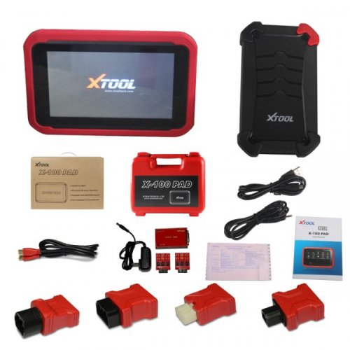 Supplier Xtool X-100 Pad tablet key programmer Android X-100 Pad PIN Code