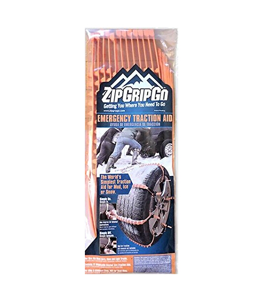 Supplier Zipclipgo emergency traction aid Chains alternative Zip grip go