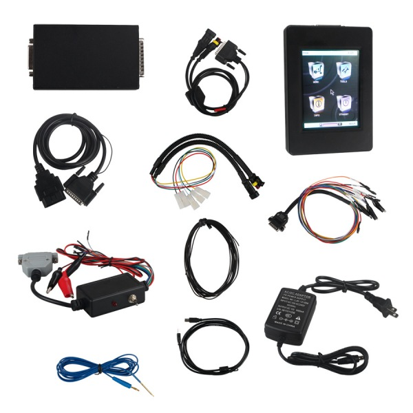New genius obdii master kit