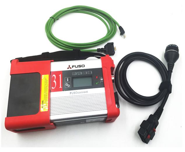 Wifi FUSO Connect Diagnostic Kit For Mitsubishi FUSO SD Connect