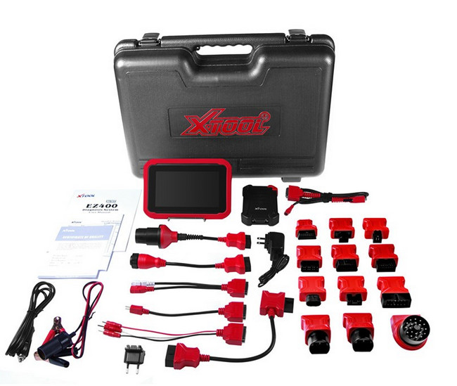 Supplier XTOOL EZ400 Diagnosis System PS90 EZ400 Android Tablet diagnosti