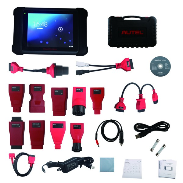 Supplier MaxiSys MS906 Diagnostic Tablet Autel MS906 Android Tablet