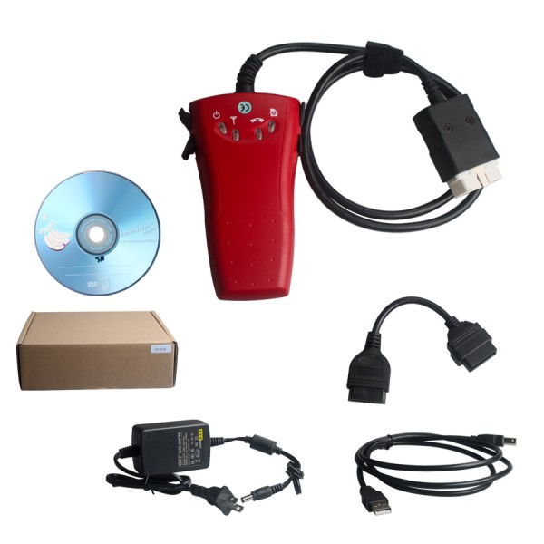 Supplier 2 in 1 Renault CAN Clip V159 Nissan Consult 3 Interface Consult iii nissan scanner