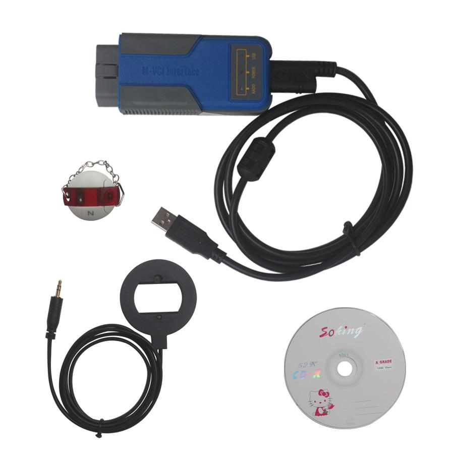Supplier BMW Multi tool key programmer with BMW Multi tool 7.7 download s