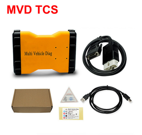 Supplier Bluetooth MVDiag Multi Vehicle obd2 scanner 3 in 1 MVD MVDiag VC