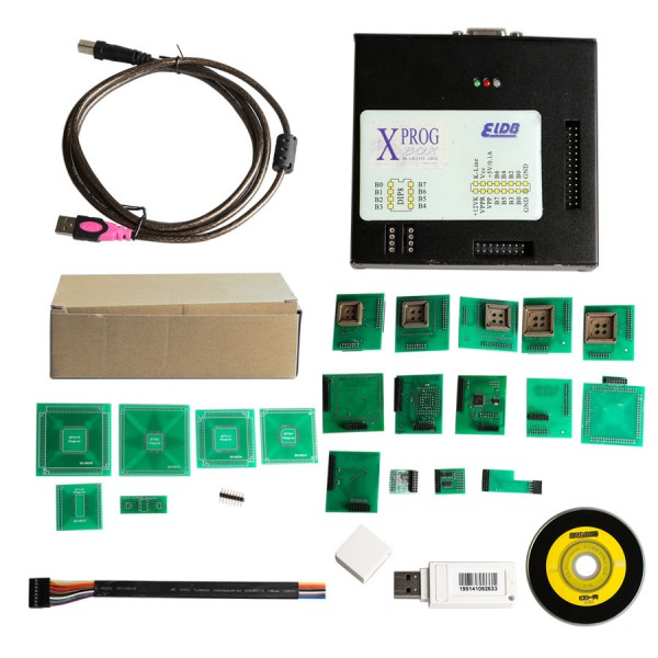 Supplier V5.60 Xprog Device Xprog 5.60 Xprog m programmer with Xprog 5.60 software
