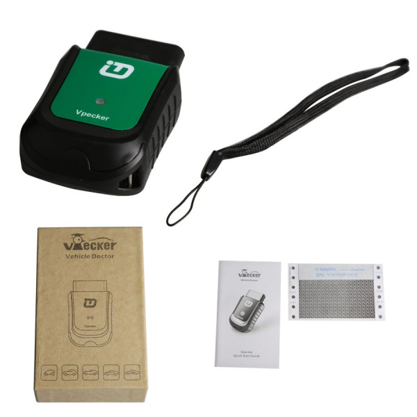 Supplier Wifi VPECKER Easydiag OBD2 Scanner V8.5 Wireless Tdintel vpecker diagnostic tool