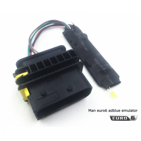 Supplier Original Man EURO 6 AdBlue Emulator New SRS AdBlue Emulator DAF/VOLVO/SCANIA/MAN EURO 6