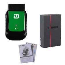 Xtuner E3 wireless obd2 diagnostic tool Wifi xtuner E3 obdii code scanner Replacement VPECKER Easydiag