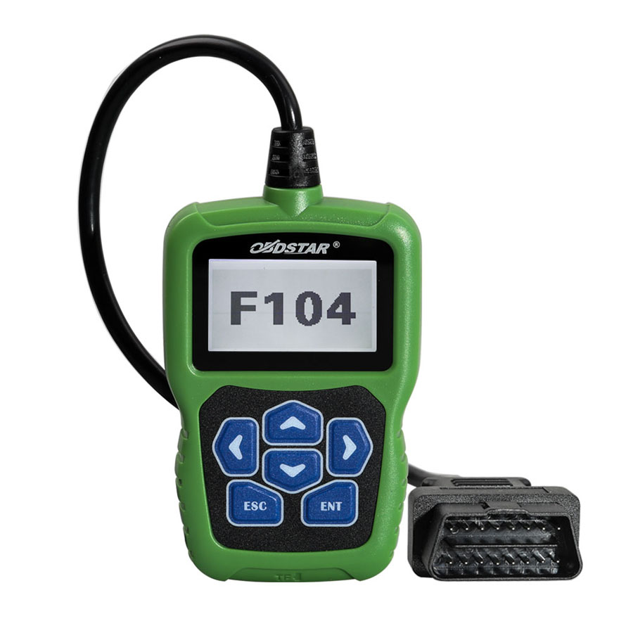 2017 OBDSTAR F104 key Programmer for Chrysler Dodge & Jeep OBDSTAR F104 Pin code Reader News Released