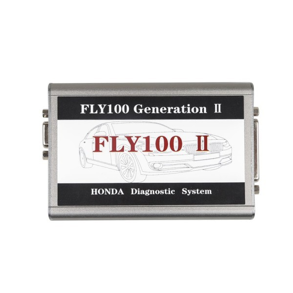 Supplier Honda FLY100 Generation II Honda Diagnostic Scanner FLY100 II for Honda key programming Hds scanner