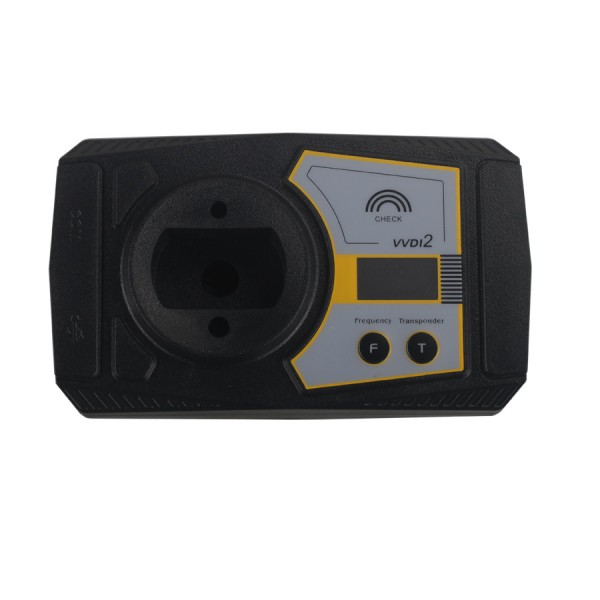 Supplier Original Xhorse VVDI2 Commander Programmer with Basic, VW Module Plus 5th IMMO Authorization and Porsche Function