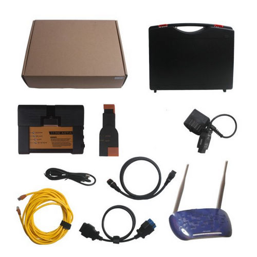 Supplier ICOM A2 With Wifi CISCO Rooter BMW ICOM A2 Diagnosis Programming