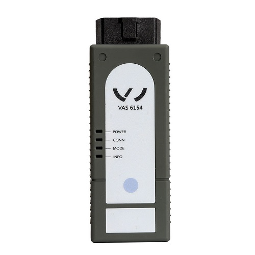 Supplier 2017 New WIFI VAS6154 with ODIS 4.14 Software HDD  VAG Diagnostic Tool for VW Audi Skoda