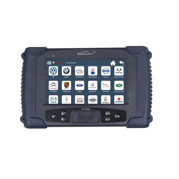 Supplier Latest  Lonsdor K518ISE Key Programmer with Odometer Correction Function Supports VW 4th&5th IMMO English Version of K518