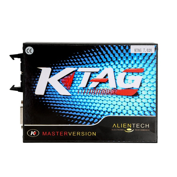 Red PCB Ktag V7.020 Ktag Master V2.23 ECU Programming Tools Unlimited Tokens Work Online