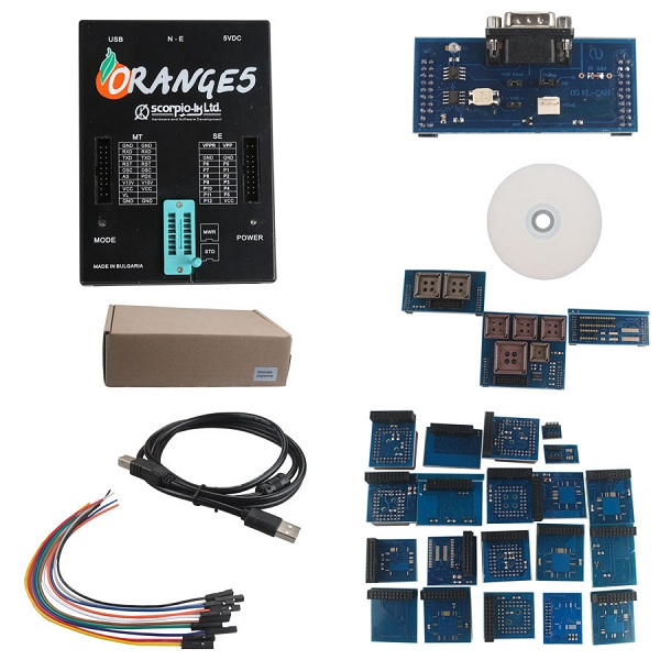 Supplier OEM Orange5 Orange 5 Professional Programming Device With Full Packet