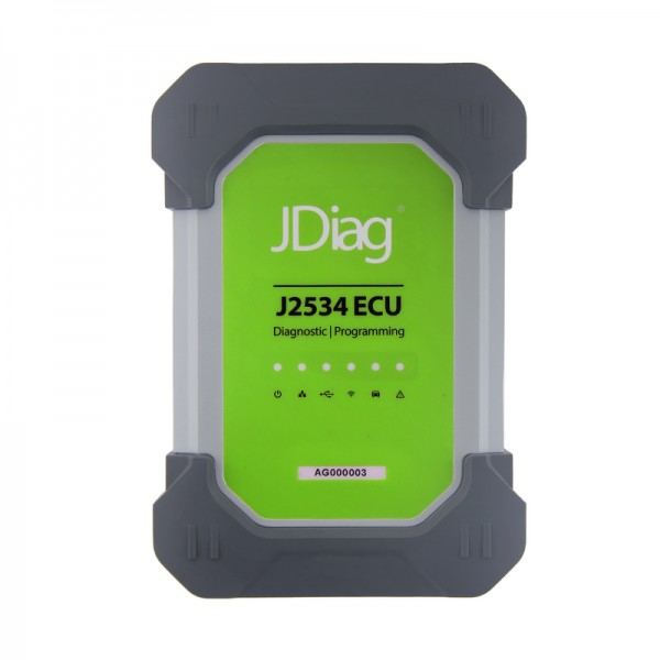 JDiag Elite II Pro Jdiag J2534 Universal Diagnostic Tool For Diagnostic & ECU Programming