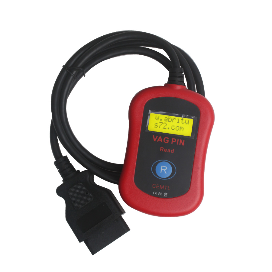 Supplier New VAG Pin Reader For VW Audi Skoda Seat