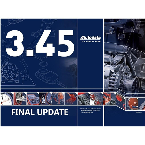 Autodata 3.45 download Autodata 3.45 Crack software