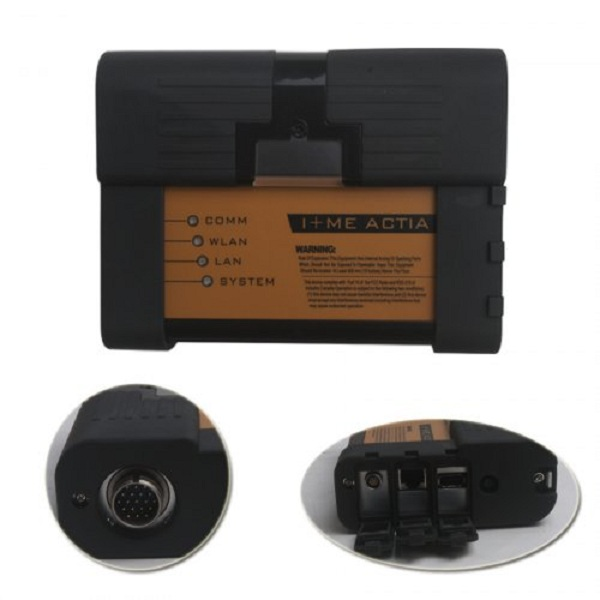 Supplier Wifi ICOM A2+B+C Best Quality for BMW Diagnostic & Programming Tool