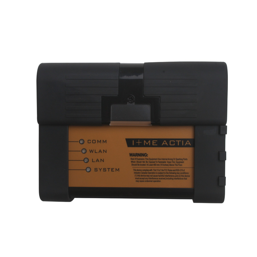 Supplier ICOM A2+B+C Best Quality for BMW Diagnostic & Programming Tool
