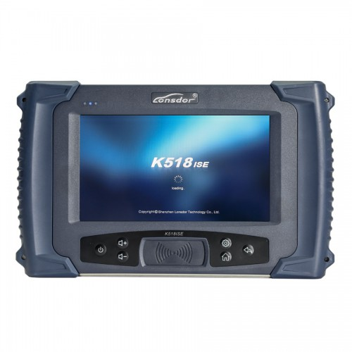 Lonsdor K518ISE K518 Key Programmer for All Makes with Odometer Adjustment  SKE-LT Smart Key Emulator 4 in 1 No Token Limitation Free Update Online
