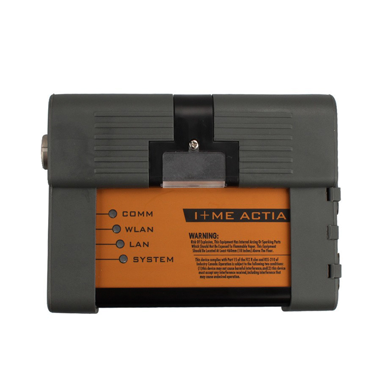 Supplier BMW ICOM A2+B+C PROFESSIONAL DIAGNOSTIC PROGRAMMING DEVICE